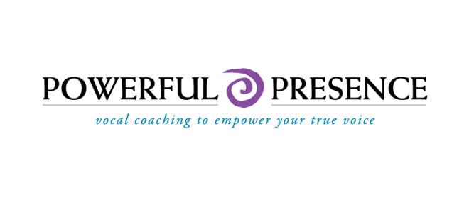 Naaz Hosseini - Powerful Presence Logo by Clementyne Design