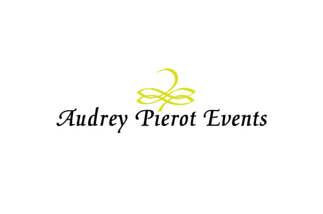 Audrey Pierot Logo by Clementyne Design
